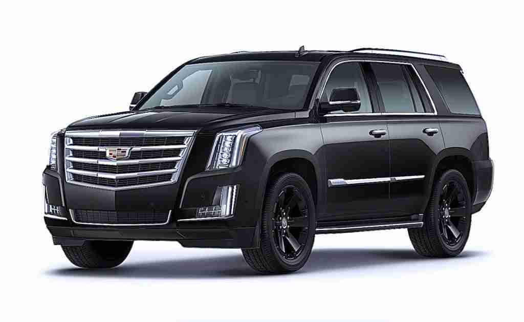 Cadillac Escalade IV (GMT K2 5 мест) (Кадиллак Эскалейд) 2015-