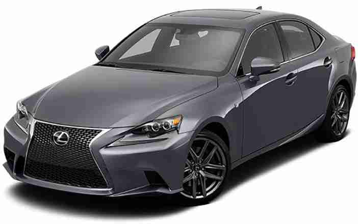 Lexus IS III седан (XE30) (Лексус ИС) 2013-2016